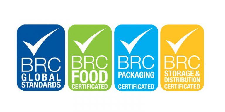 BRC სტანდარტი – სტანდარტები BRC