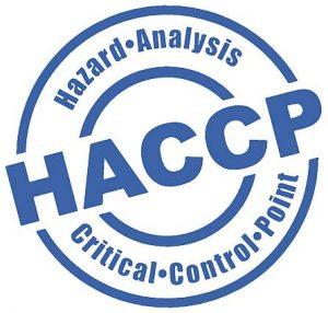 HACCP სტანდარტი