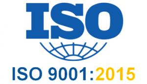 ISO სერტიფიცირება